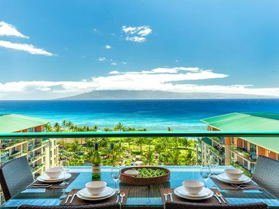 Photo for K B M Hawaii: Ocean Views, Penthouse Suite 3 Bedroom, FREE car! Aug, Sep, Oct Specials From only $479!