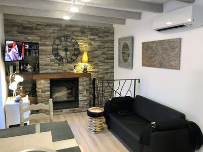 Photo for Beautiful renovated stone house - Cap Corse