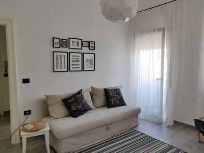 Photo for Bohemian Apartment in City Center