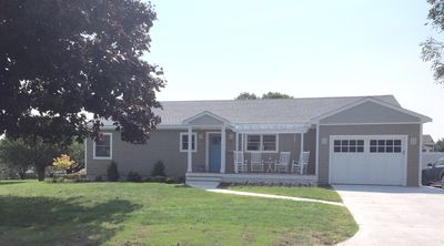 Photo for Completely rennovated Ranch home on the southern tip of Easton Point
