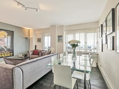 Photo for Deco Seafront - Seafront Apartment