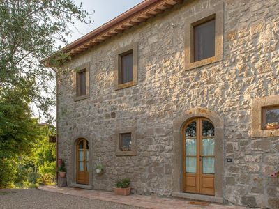 Photo for Holiday house Montefiascone for 6 - 10 persons with 3 bedrooms - Holiday house
