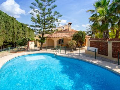 Photo for Vacation home Azahar in Calpe/Calp - 12 persons, 6 bedrooms