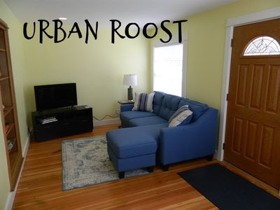 Photo for New Listing! Urban Roost, close to Olympic National Park