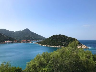 Photo for Ankora Apartment S in Zaklopatica, Lastovo