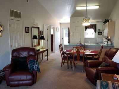 Photo for Buy 3 Nights and get the 4th FREE. Upstairs Condo in Fall Creek Resort. Near  Branson Activities!