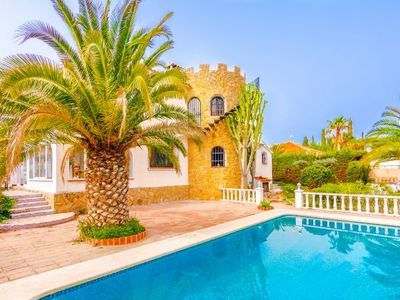 Photo for Casas de Torrat Villa, Sleeps 10 with Pool and WiFi