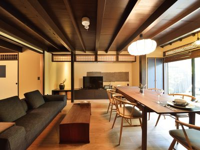 Photo for You can rent a whole townhouse guesthouse for one  / Kyoto Kyoto