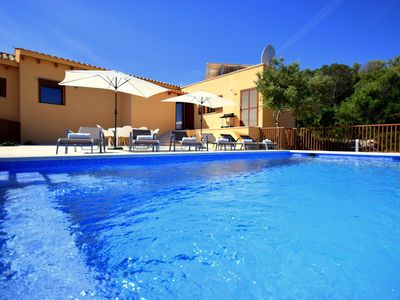 Photo for 3BR Country House / Chateau Vacation Rental in Cala Millor