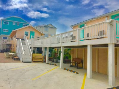Welcome to Beachside Suites!