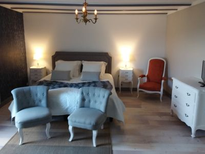 Photo for Bed and Breakfast 'MONTIS MAURELLI' bedroom 1