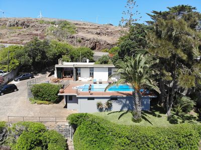 Photo for Senhora do Mar - Gorgeous villa with pool and private sea access