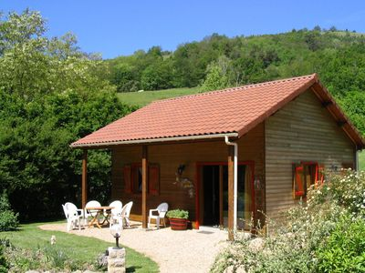 Photo for Cosy chalet, located on a small holiday resort