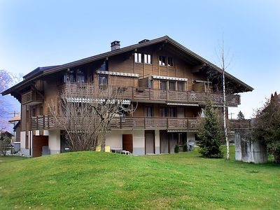 Photo for Apartment in the center of Wilderswil with Internet, Balcony (38019)