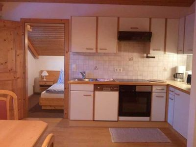 Photo for Holiday apartment Sunset 4-5 persons with private balcony - child-friendly recreation farm