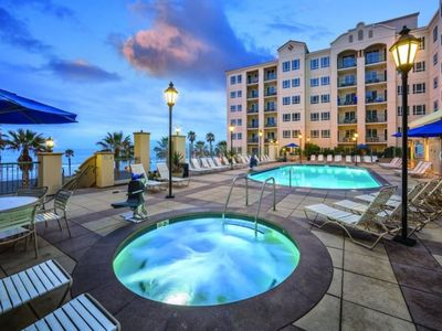 Photo for Wyndham Oceanside Pier Resort, 2 Bedroom Deluxe, at the Pier and Beach