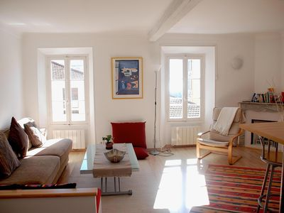 Photo for Charming Apartment in port of Nice, Nice