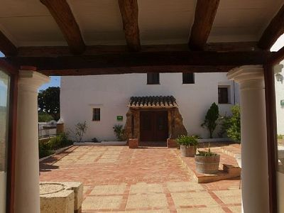 Photo for Les Alcusses: ideal rural house for groups of 15 people, maximum