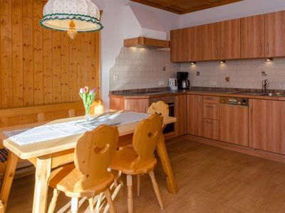 """Photo for Holiday home II """"Evening"""" / 2 bedrooms / shower, WC - Biohof Gschwandt"""