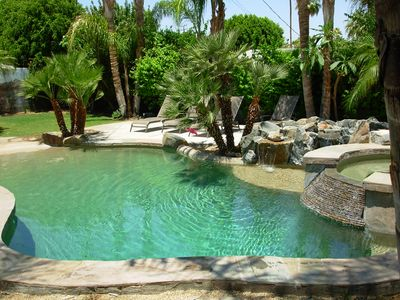 Photo for South Palm Desert Private Oasis near El Paseo
