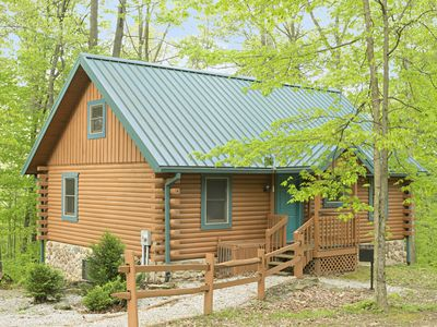 Photo for Hummingbird Cabin in the Hocking Hills