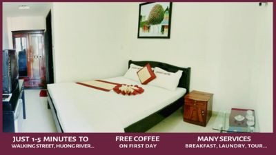 "Photo for Canary Hotel - ""Cheapest"" rooms in the Hue City Center - ""Easy walking"" to visit"