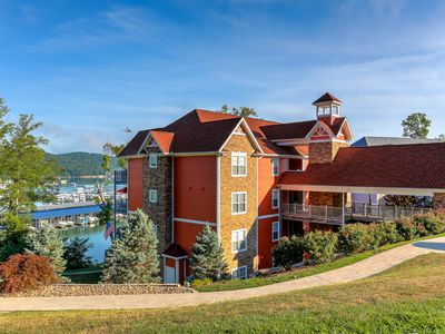 Photo for Norris Lake, High-end, condo at Stardust Marina