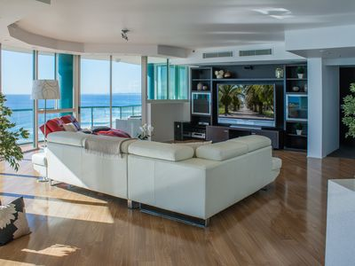 Photo for Luxury Oceanfront 3 bedroom Platinum Sub-Penthouse with 256 sqm of living space