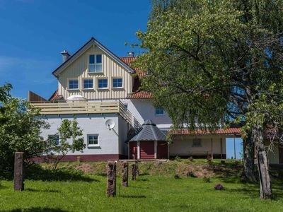 Photo for Exclusive Country house Seewald - quiete area, Whirlpool, Sauna, large garten, bbq, wifi