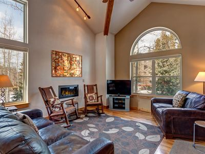 Photo for In-Town 3BR/3BA House w/ Stunning Views from Hot Tub, Short Walk to Everything