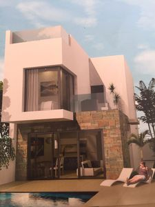 Photo for Luxury New private villa with pool close to beach