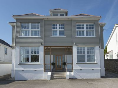 Photo for FALMOUTH BAY, family friendly, with open fire in Falmouth, Ref 976512
