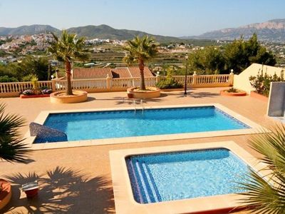 Photo for Holiday house Benitachell for 2 - 3 persons with 1 bedroom - Holiday house