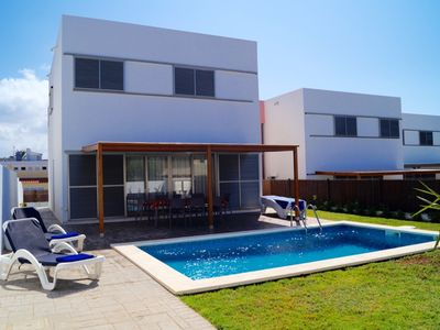 Photo for FAMILY VILLA WITH 4 BEDROOMS, PRIVATE POOL