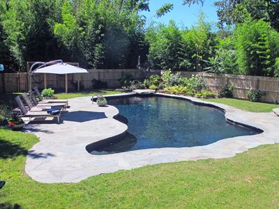 Photo for Bright, Cozy North Fork Home With Large Yard and Gunite Pool