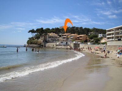 Photo for Your vacation on the beach of Mar Vivo