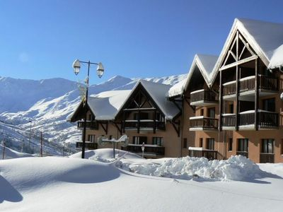 Photo for Rental two rooms high Valmeinier 4 *