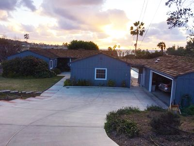 Photo for Beach View Country Living in La Jolla Shores