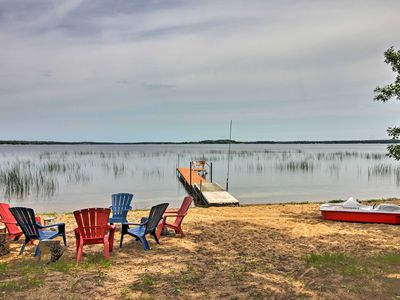 Photo for 4BR Cabin Vacation Rental in Deer River, Minnesota