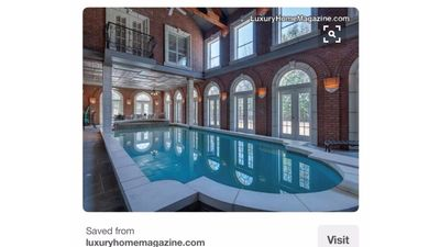 Photo for 6 Bedroom MANSION with indoor pool and spa!!