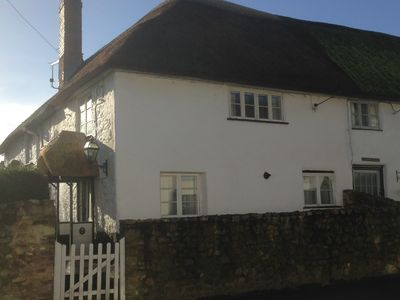 Photo for Characteristic 2 Bedroom Thatched Cottage, Sidmouth, East Devon.