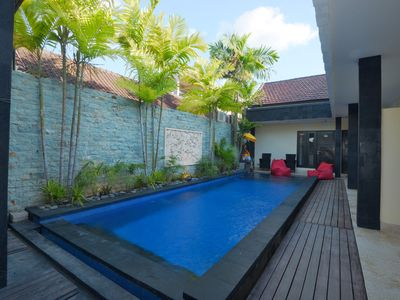 Photo for Balinese style relaxed accommodation