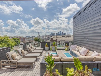 Photo for Modern Private 2 Bedroom Penthouse by STA Here!