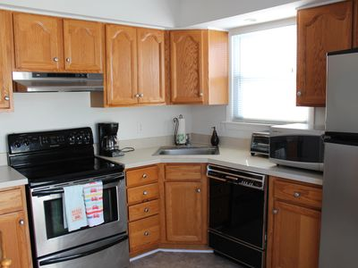 Photo for Great 2br Townhouse in Brigantine- 5min walk to the Beach and Bay
