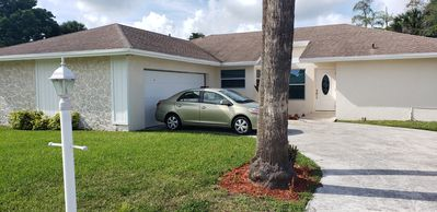 Photo for This is beautiful single family home.   Furnished , Cable tvs, Internet,