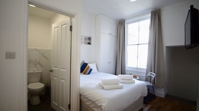 Photo for Beautiful Studio in Kensington & Chelsea with Garden View