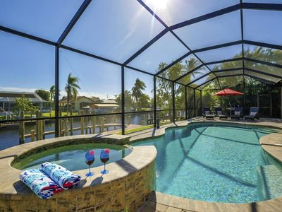 Photo for Brand New Direct Access Pool/Spa Home Close to Tarpon Point