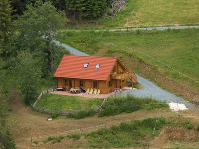 Photo for New wooden chalet in a stunning area