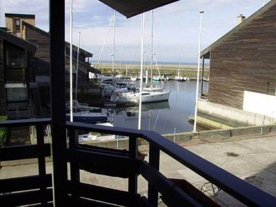 Photo for Rental Apartment Deauville Marina 6 people from 450 euros per week