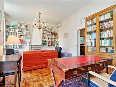 Photo for 2BR Apartment Vacation Rental in Rome